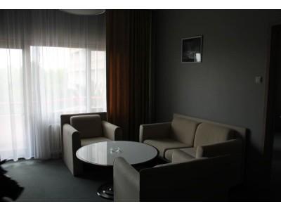 Пансионат Самшитовая роща Пицунда| Люкс 2-местный 3-комнатный